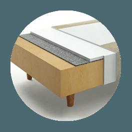 TEXTILO-BED-BAZA-SIMPLE